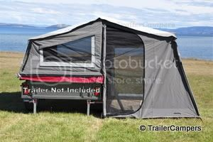 Main Tent Only &#45; Ideal for Quick Stops