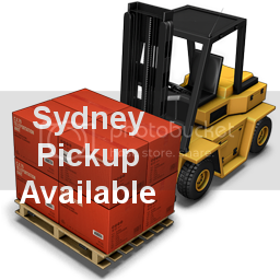 Sydney Pickup Available