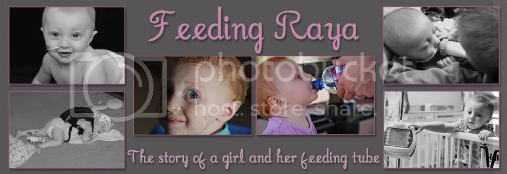 Feeding Raya